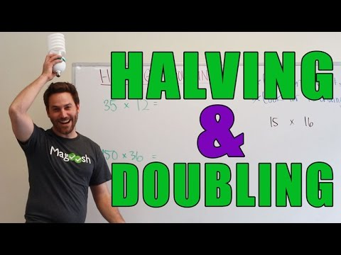 GMAT Tuesdays: Math Strategy—Halving and Doubling