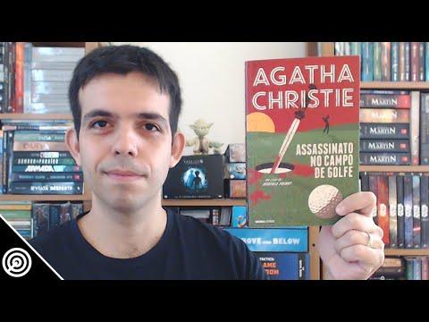 Resenha - ASSASSINATO NO CAMPO DE GOLFE - Leitura #190
