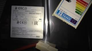Вытяжка наклонная Elica SHIRE BL/A/90 от компании Cthp - видео