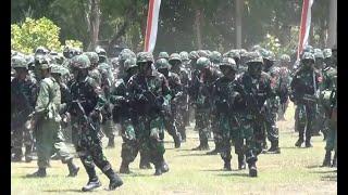 TNI AD dan Tentara Singapura Gelar Latihan Bersama