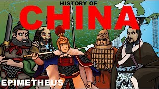 All China's dynasties explained in 7 minutes (5,000 years of Chinese history)