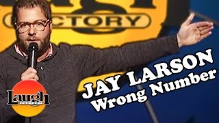 Jay Larson | Wrong Number | Stand-Up Comedy - Video Youtube