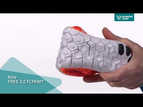 Herren Laufschuhe Nike Free 3.0 Flyknit