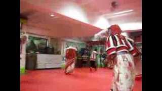 BUKIDNON STATE UNIVERSITY DANCE TROUPE- PAMINTOK DANCE