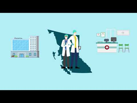BC has a great health care system and supports are right at your fingertips in the event of an emergency.