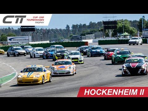 Cup- und Tourenwagen Trophy 2019 | Porsche Club Days Hockenheim