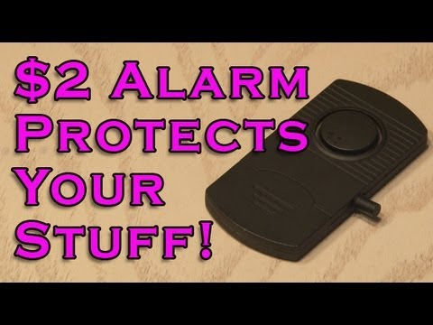 Protect Anything From Theft With This Cheap DIY Motion Alarm