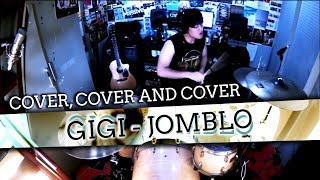 Bounty Ramdhan - GIGI - JOMBLO (LIVE VERSION) DRUM COVER