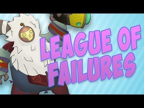 LEAGUE OF FAILURES