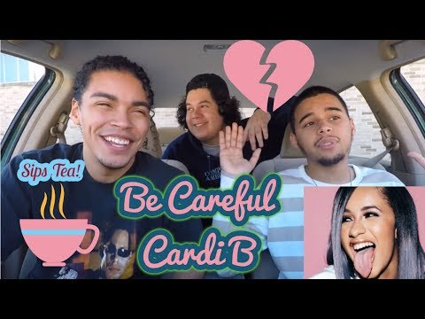 Cardi B - Be Careful (Official Audio) REACTION REVIEW