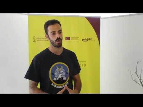 Carlos García, CEO de Flamingo's Life, en Focus Pyme La Costera[;;;][;;;]