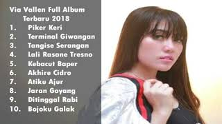 Via Vallen Terbaru 2018 Full Album