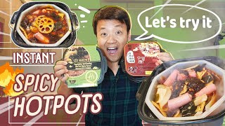Trying INSTANT SPICY HOTPOT & MOST PAINFUL Video I Ever Filmed! (STORY TIME)