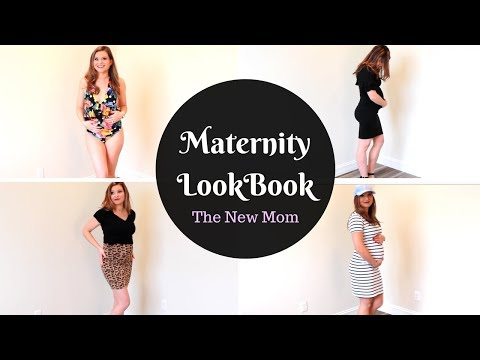 Maternity Lookbook | Trendy Styles for Pregnancy