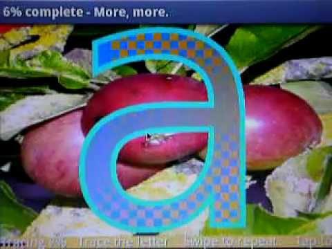 Video of Easy Weather Alphabet