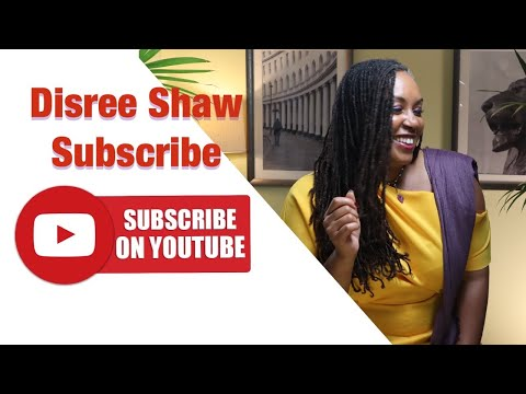 Who is Disree Shaw<br />Explanation of what I do
