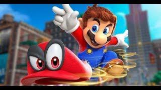 Super Mario Odyssey на ПК это стало возможно с эмулятором Nintendo Switch