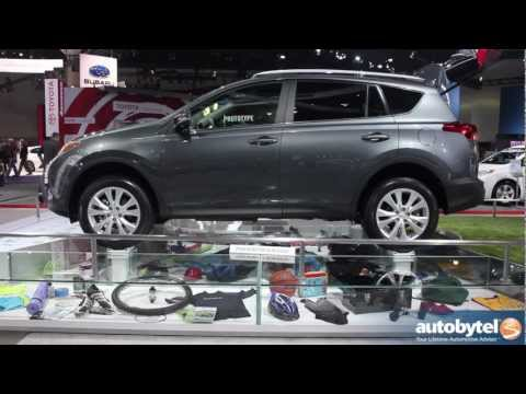 2013 Toyota RAV4 At The LA Auto Show