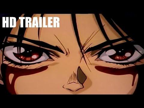 Battle Angel Alita Trailer HD (1993 Anime OVA)