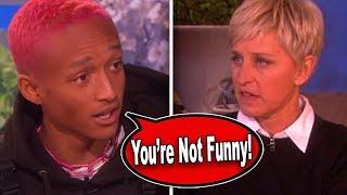 10 Times Celebrities Stood Up To Ellen ON Ellen...