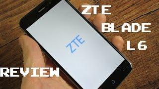 Allrounder im Test : ZTE Blade L6 Review / Hands-On - Deutsch