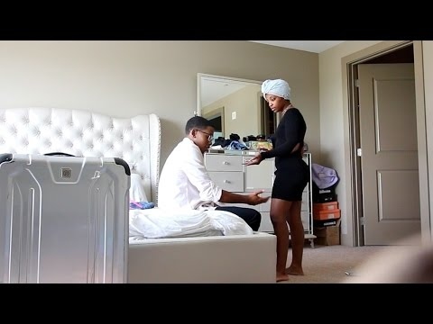 USED CONDOM PRANK ON GIRLFRIEND!!!!