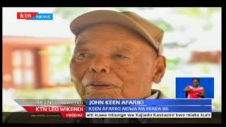 KTN Leo Wikendi :Safari yake John Keen