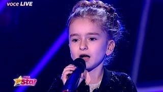 """Andra - """"Floare de nu ma uita"""". Vezi interpretarea Andreei Dinu la Next Star!"""