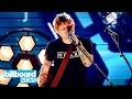 Ed Sheeran Performs 'Shape Of You' at the 2017 Grammys | Billboard News