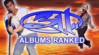 Every 311 Album Ranked