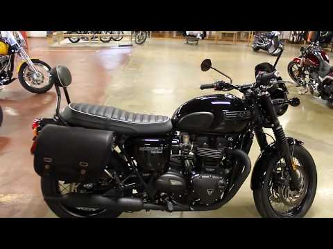 2018 Triumph Bonneville T120 in New London, Connecticut - Video 1