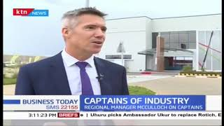 Africa and M.E. Regional MD of Mars Wringley Confectioneries, Duncan McCulloch | CAPTAINS OF INDUSTR