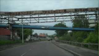 preview picture of video 'Ózd - Poland to Hungary by camper van part 47 of 55'