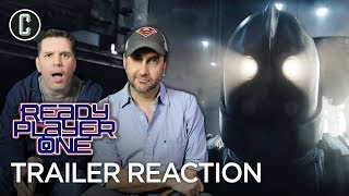 """Ready Player One """"Come With Me"""" Trailer Reaction & Review"""