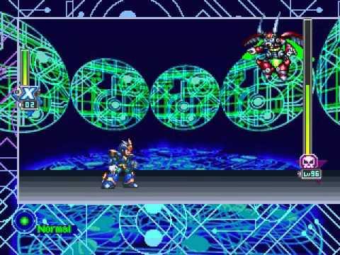 PSX Megaman X5