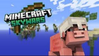 Yeni Skinim ve Makro Sıçan Adam !! - Minecraft SkyWars #2