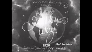 SURPRISINGLY GOOD  - The Milky Way - 1920 - Video Youtube