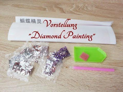 "[Vorstellung] ""5D Diamond Painting"" ^.^"