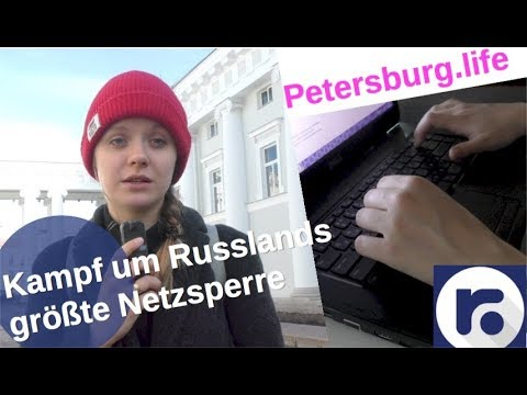 Kampf um Russlands Mega-Internetsperre [Video]
