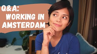 Dutch Working Culture & Finding a Job in the Netherlands as Non-EU