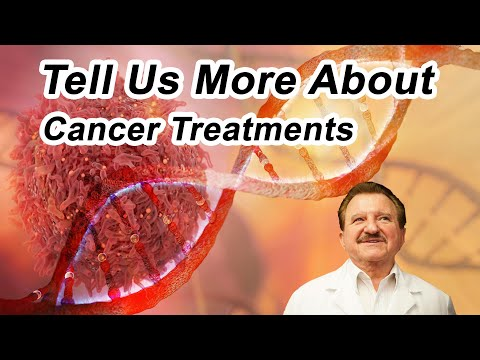 Tell Us About The Documentary You Made About Stanislaw Burzynski And His Cancer Treatment. Tell Us