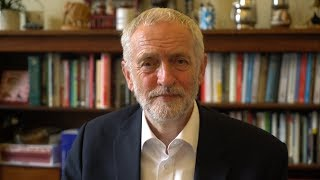 Jeremy Corbyn's message for School Diversity Week 2018