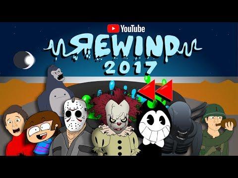 YouTube Rewind: Animation Edition 2017   #YouTubeRewind