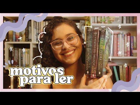 5 MOTIVOS PRA LER: A TERRA PARTIDA | Abdução Literária
