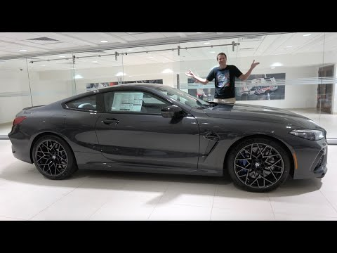 External Review Video fFfXIAcqhLE for BMW M8 & M8 Competition Coupe, Convertible, & Gran Coupe (G14, G15, G16)