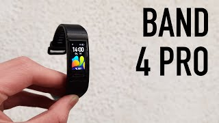 Huawei Band 4 Pro Review Deutsch [2021] - Bestes 50€ Smart Fitness-Band? Test | EuroHandys
