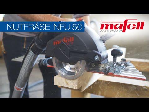 Mafell Nutfräse NFU 50
