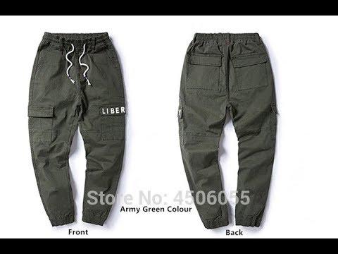 Мужские хлопковые штаны брюки-карго. Качественные
