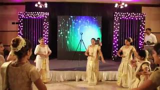 Margam Kali  - Christian wedding