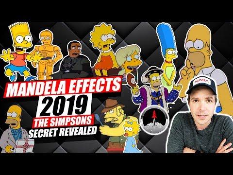 mandela-effects-2019--the-simpsons-secret-revealed